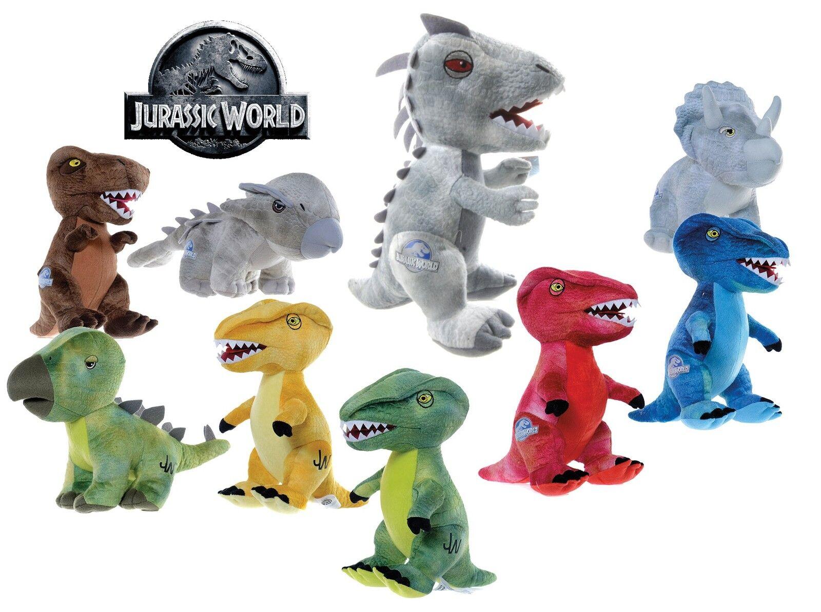 New Soft Toys : New official quot jurassic world park dinosaur