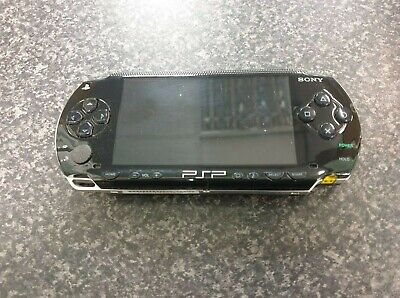 (Pa2) PSP Console 1003 with Third Party Charger