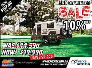 NEW MDC XT-12DB OFFROAD HYBRID CARAVAN SALE - CAMPER TRAILER PARK Campbellfield Hume Area Preview