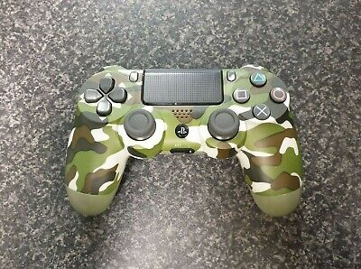 (Pa2) Official Sony PS4 DualShock 4 Controller - Camo - DOES NOT WORK ON COD