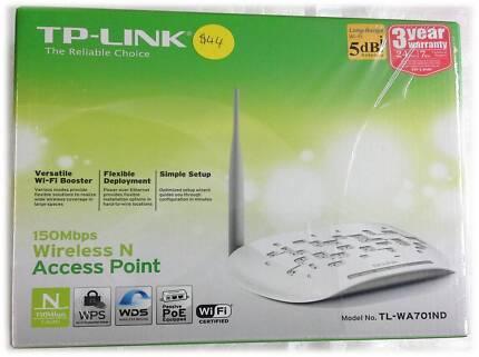 TP-Link Wireless Access Point / Booster / Bridge / Client Mode
