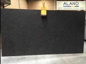 Charcoal Grey Granite Slabs (Polished & Leather available) Wingfield Port Adelaide Area Preview