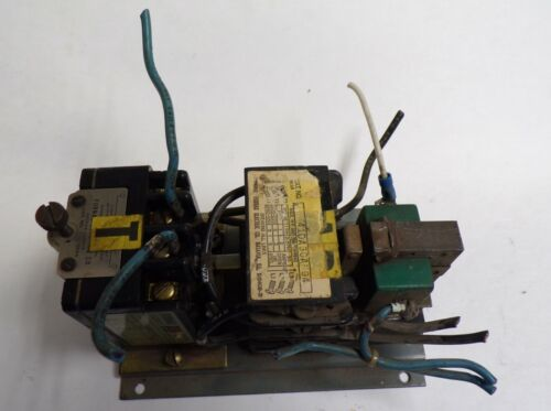 FURNAS ELECTRIC CO. CONTACTOR ASSEMBLY, 41DA30AF94T, 55AA, 110-550V