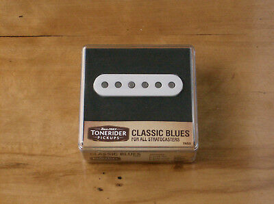 7k HOT OUTPUT STRAT® CLASSIC BLUES BRIDGE PU ALNICO V TRS 3...