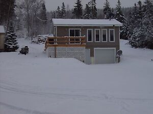 Waterfront cabin for sale in Bonne Bay Pond