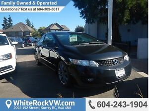 2010 Honda Civic Si Power Moonroof, Cruise Control & Remote K...