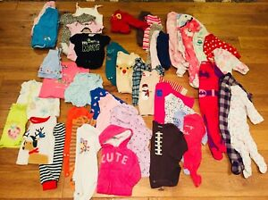 Baby girl 6-12 month clothing