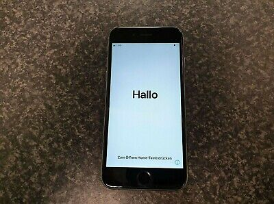 (pa2) iPhone 6S 64GB Mobile Phone - Grey - EE -