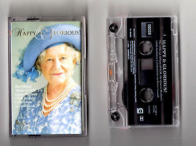 HAPPY & GLORIOUS HM The Queen Mother
