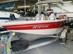 2009 Princecraft Pro 179 SC 135XL OPTIMAX
