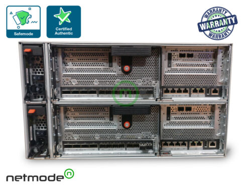 NetApp FAS8040 Filer System w/ Dual Controllers FAS8040A