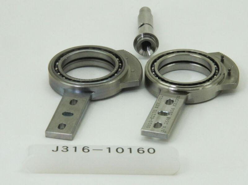10160 Applied Materials Left & Right Hand Assy, Pivot & Bearing Hp+/v 0010-02170
