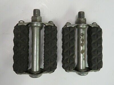"""Vintage RALEIGH  PHILLIPS Pedal Center Tube  1pair 2pics 4/"""" Pedal   NOS"""