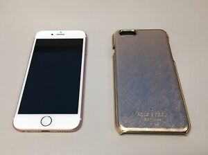 iPhone 6s Rose Gold Mint Condition