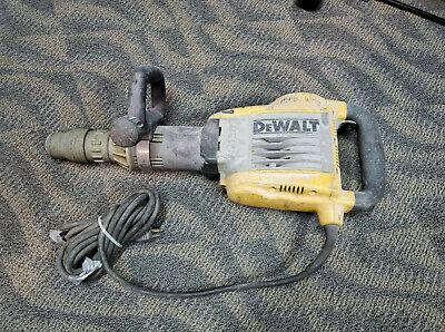 Dewalt Demolition Hammer Drill D25900 Sanson Northwest Used - Working - C1