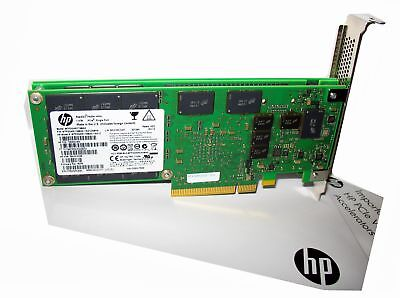 HP 1.4TB MLC Mainstream Endurance (ME) PCIe NAND SSD Workload Accelerator Gen8
