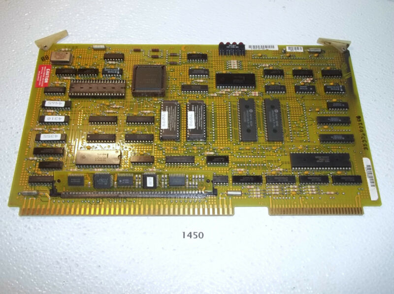 Cincinnati Milacron 3-533-0710G PCB Circuit Board Rev. C (1450)