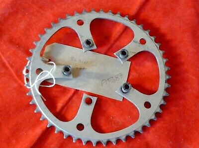 Snap BMX Products S4 104mm 4 bolt Chainring 36t Polished
