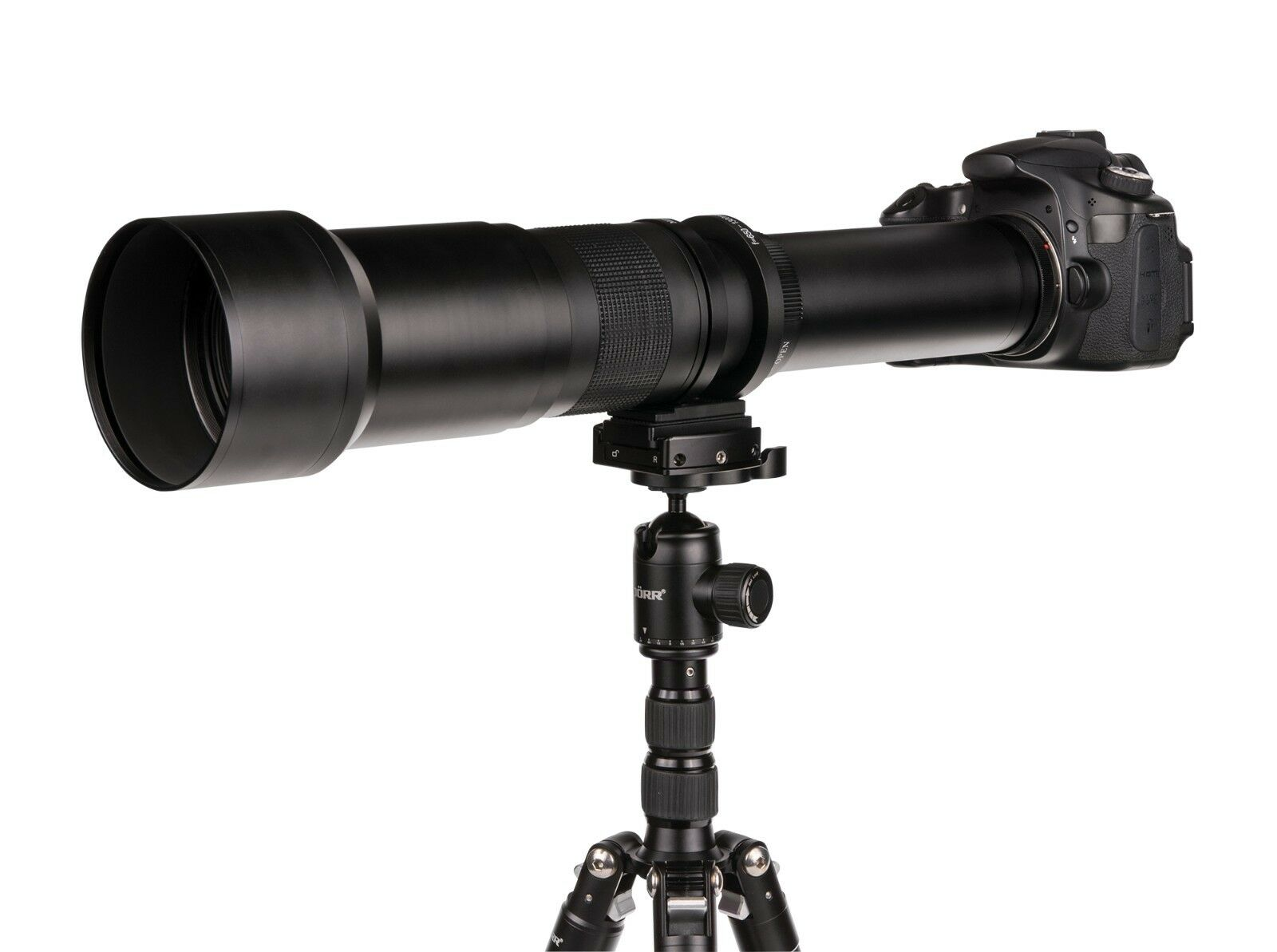 Tamron Tele Objektiv AF 70-300mm f. CANON EOS 4000D