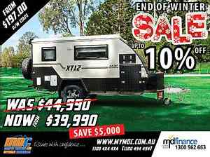 NEW MDC XT-12 OFFROAD HYBRID CARAVAN SALE - CAMPER TRAILER PARK Salisbury Brisbane South West Preview