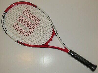 """length: 27/"""" Grip: 4 3//8/"""" Wilson Roger Federer Tennis Racquet"""