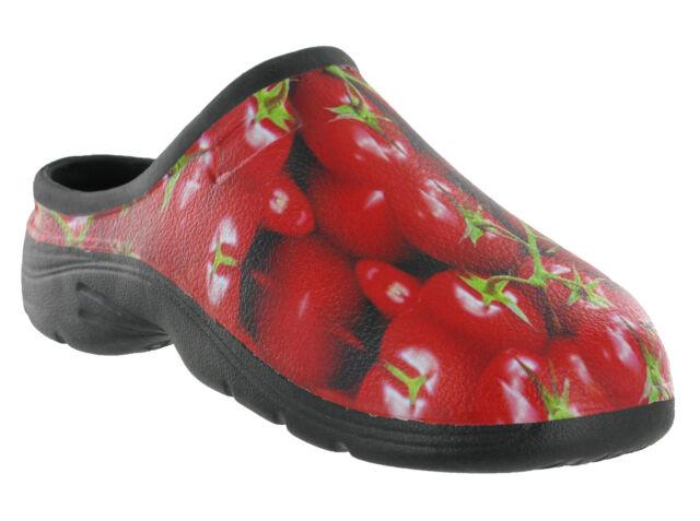 out Door Gardening Clog Waterproof Back Garden Shoes Mens Womens
