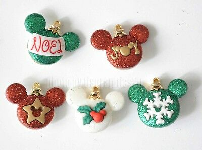 Mickey Ornaments / Disney Holiday ~ Dress It Up Button / Mickey Mouse Theme - Mickey Mouse Dressed Up