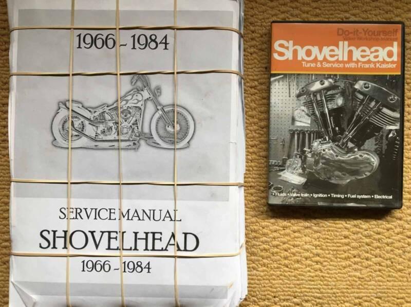 HARLEY DAVIDSON FLH ELECTRAGLIDE GENNY SHOVEL 1968