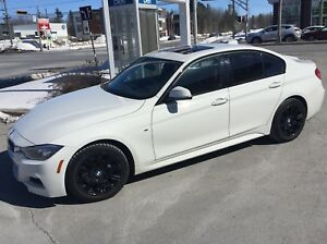 "17"" BMW MAGS BLACK mounted on Winter Tires (set of 4)"