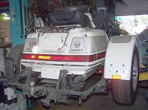 1990 HONDA GOLDWING TRIKE CONVERSION SELL PARTS OR COMPLETE Gloucester Gloucester Area Preview