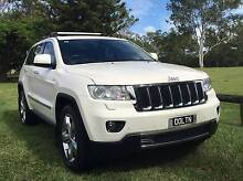 Dont Hold Back - 2012 Jeep Grand Cherokee Wagon Windsor Brisbane North East Preview