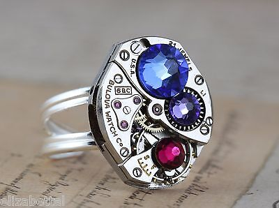 - Mom Ring Birthstone Sterling Silver Personalized Mother Mothers Birthstones Gift