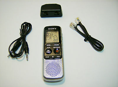 Telephone Recorder System VOR Voice Activated 4GB Record Phone Calls new