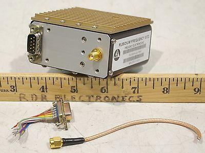 Fei Fe-5650a Fe-5680a Rubidium Oscillator 10mhz 15v Digital Efc - Calibrated