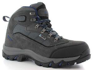 MENS-HI-TEC-KESWICK-WP-WATERPROOF-HIKING-WALKING-TRAIL-ANKLE-LACE-BOOTS-7-13
