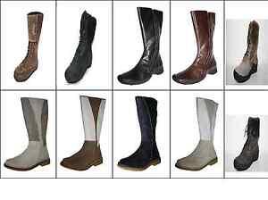 Wolky-Talla-36-37-38-39-40-41-42-Mujer-Zapatos-Botas-amp-Botines-Zapatos-Nuevo