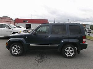 Jeep Liberty 4 RM 4 portes Limited Edition TOIT OUVRANT