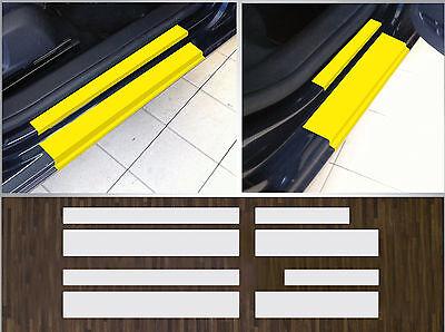 Lackschutzfolie transparent Einstiege Türen passgenau für VW Golf 6 Limo + Var.