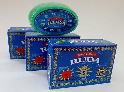 JABON DE RUDA (RUE SOAP) 3 BARS SOAP segunda mano  Embacar hacia Argentina