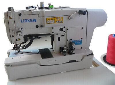New Lk-781 New Electronic Direct Drive Lockstitch Buttonhole Machine