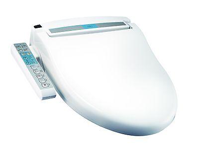 Spa Toilet Seat (dib-2500 Electronic Enema Toilet Seat Luxury Bidet Spa Elongated)