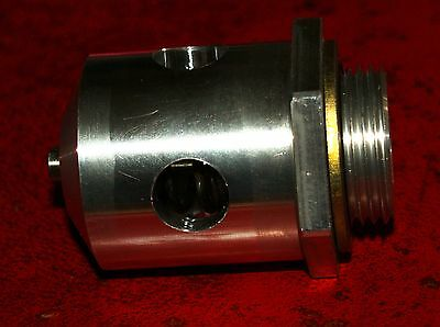 SHORROCK C75/C142 supercharger relief valve-NEW! 3/4