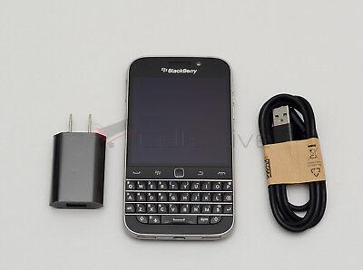 Blackberry Classic Q20 T-Mobile Lyca GSM 4G LTE Smartphone WiFi - NON CAMERA (Non Camera Phone)