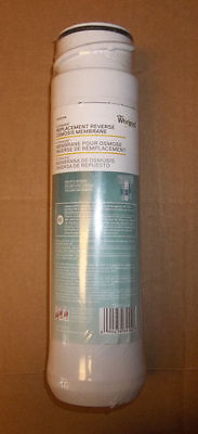 - Whirlpool UltraEase Reverse Osmosis Membrane #WHEERM FITS: WHER25 SYSTEM - NEW