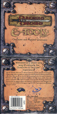 Dungeons & Dragons E-Tools, WTC12006