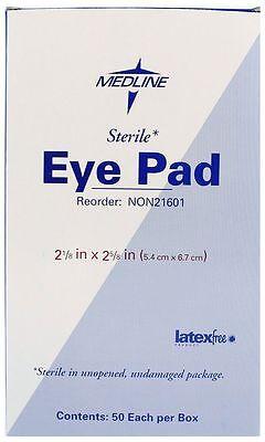 Medline Sterile Large Eye Pad 2.125