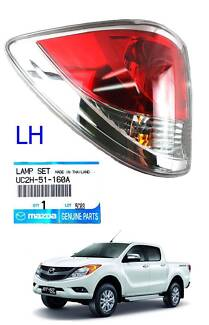 Genuine Mazda BT-50 UP Left Tail Lamp LH UC2H-51-160A