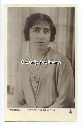 r1259 - The Duchess of York - ( Elizabeth Bowes-Lyon ) - postcard