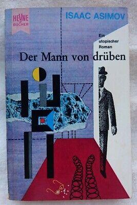 Isaac Asimov - Der Mann von Drüben - Heyne,