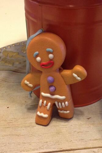 The Gingerbread Man Gingy Shrek Christmas Tree Ornament